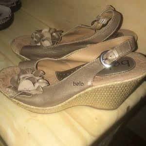 Bolo sandals size 6